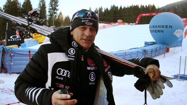 Olympia: Alpin-Team vor doppelter Medaillenchance am Donnerstag. Alpin-Chef Wolfgang Maier hofft auf DSV-Medaillen am Donnerstag.