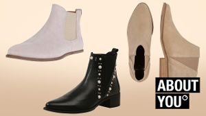 Neue Stiefeletten bei About You!