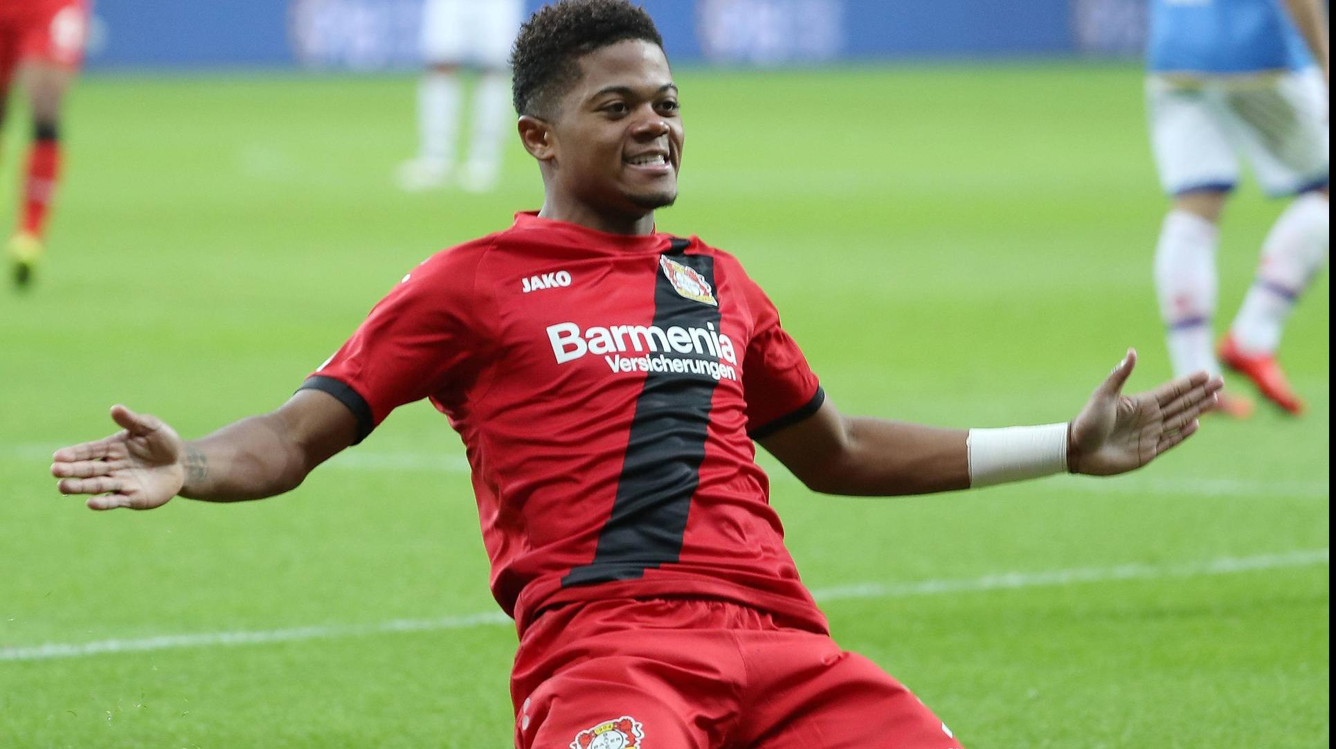 Leon Bailey Nationalmannschaft