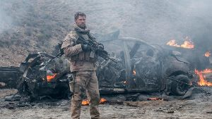 Chris Hemsworth spielt Mitch Nelson in 'Operation: 12 Strong'.