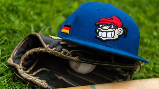 Stealers holen US-Baseballer Barrientos. Eine Baseballcap
