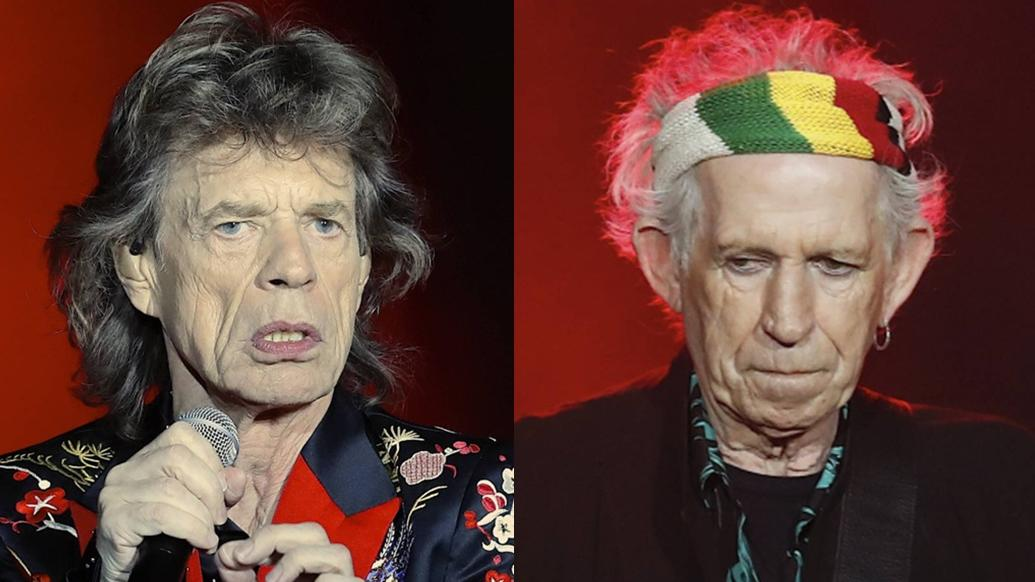 Mick Jagger Alter
