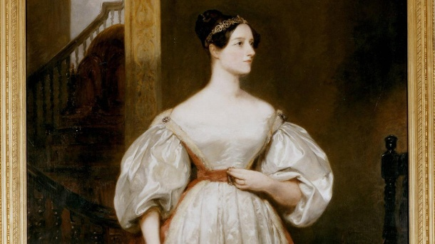 Augusta Ada Countess Lovelace (1815-1852): Die englische Mathematikerin gilt als erste Programmiererin (Quelle: imago/ Wha United Archives)
