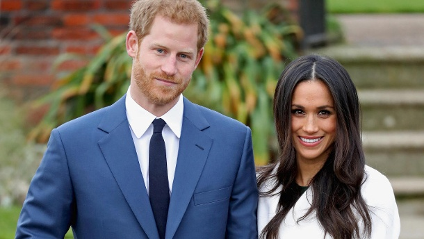 Am 19. Mai 2018 heiratet Meghan Markle den drei Jahre jüngeren Prinz Harry. (Quelle: Chris Jackson/Getty Images)