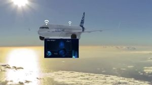Airbus plant echte High-Tech-Revolution über den Wolken (Screenshot: Bitprojects)