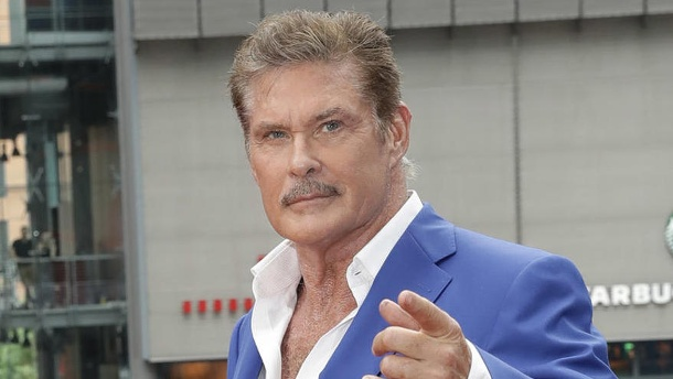 David Hasselhoff Startet Tour In Berlin 30 Jahre Looking For Freedom