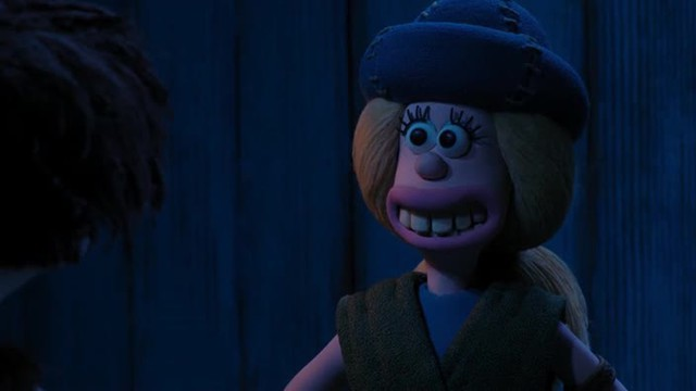 """Early Man"": Palina Rojinski spricht die Figur Goona (Screenshot:"