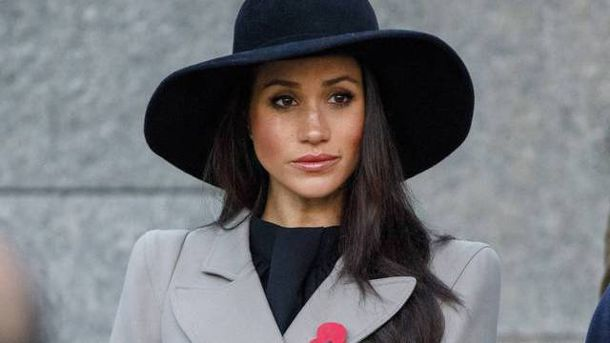 Meghan Markle in eleganter Garderobe (Quelle: Reuters)