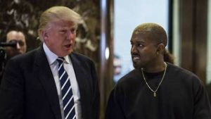 Kanye West feiert Donald Trump auf Twitter (Screenshot: Imago)