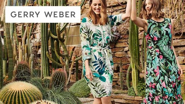 Tropical Garden bei GERRY WEBER