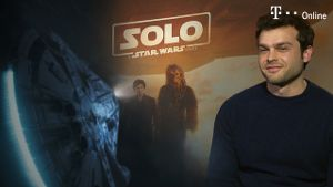 Alden Ehrenreich über Star Wars Film 'Solo' (Screenshot: Disney)