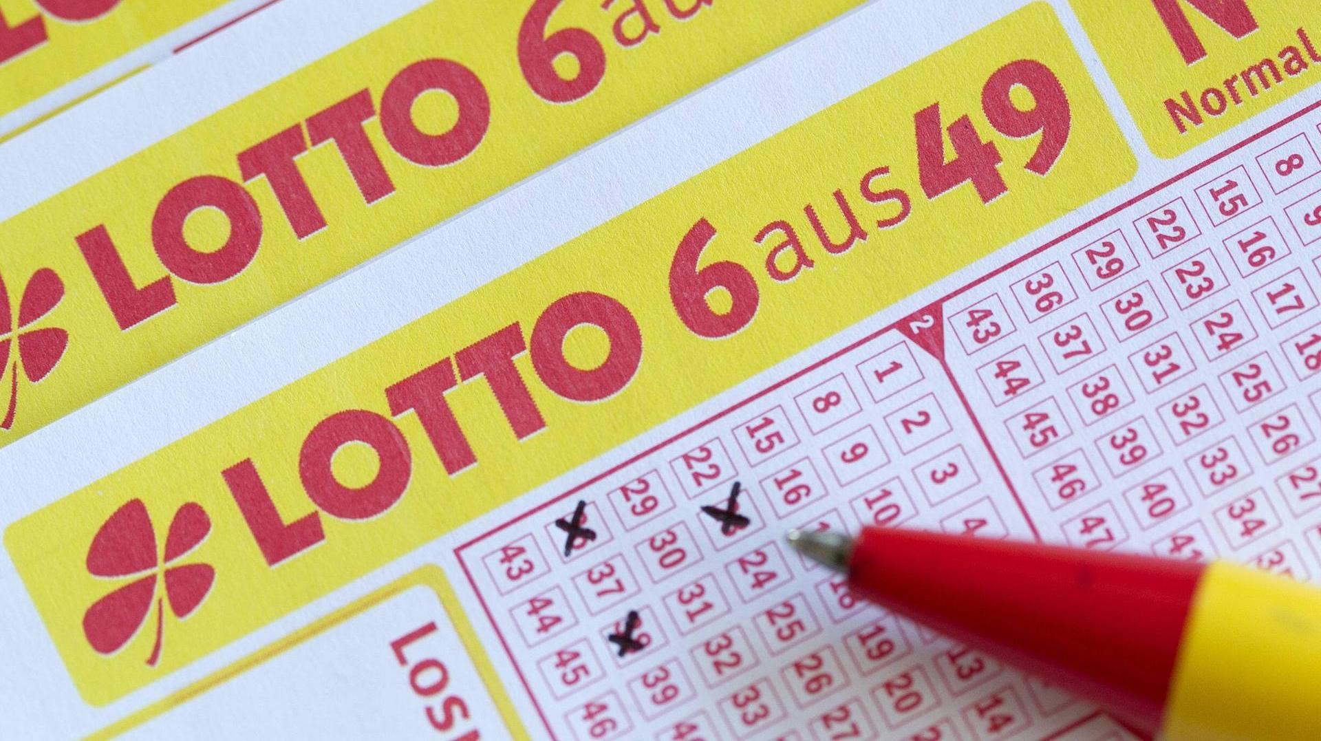 Chance Lotto 6 Aus 49