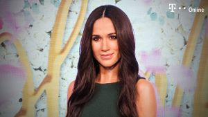 Meghan Markle nun auch bei Madame Tussauds (Screenshot: Imago)