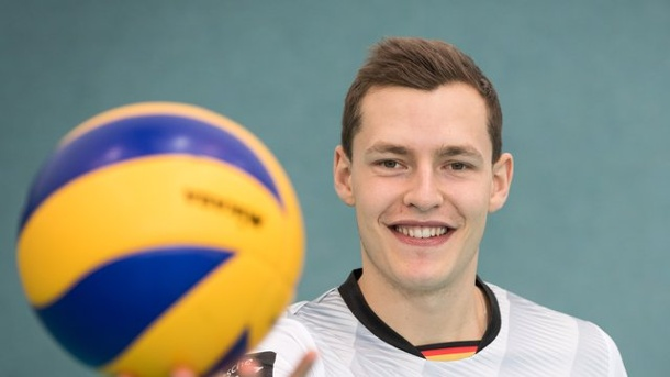 Berlin Volleys holen zwei deutsche Nationalspieler. Jan Zimmermann