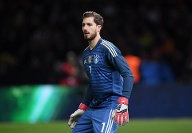 Tor: Kevin Trapp (Paris Saint-Germain) (Quelle: imago images)