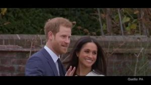 Royal Wedding: Prinz Harry in 60 Sekunden