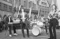 The Doors Perform Outdoors/Germany (Quelle: Getty Images)