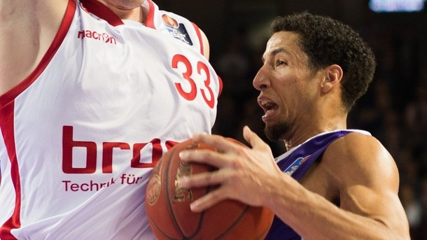 BG Göttingen und Basketballer Leon Williams trennen sich. Leon Williams