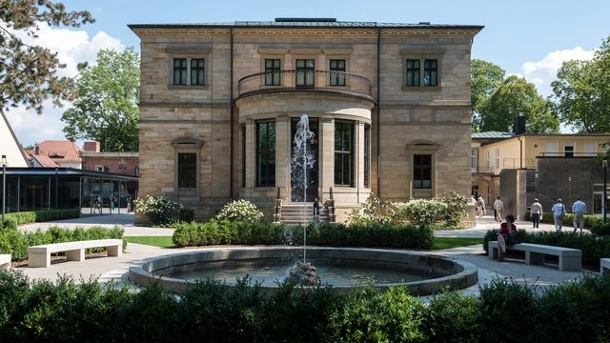 Bestände des Wagner-Nationalarchivs werden digitalisiert. Richard-Wagner-Museum in Bayreuth