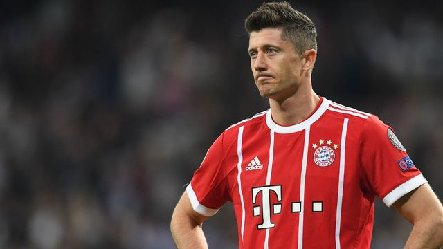 Lewandowskis Berater forciert Bayern-Abschied (Screenshot: SID)