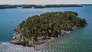 SuperShe Island in Finnland