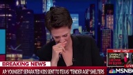 "MSNBC-Journalistin Rachel Maddow: ""Die Trump-Regierung hat Babys und kleine Kinder..."" (Quelle: Screenshot/ The Guardian)"