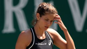 Julia Görges hat ihr Auftaktmatch in Eastbourne verloren.