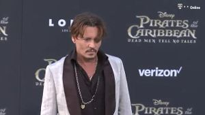 Angeblicher Ausraster am Set: Aufnahmeleiter verklagt Johnny Depp (Screenshot: Bitprojects)