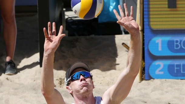 Beachvolleyball-Nationalspieler Böckermann beendet Karriere. Markus Böckermann