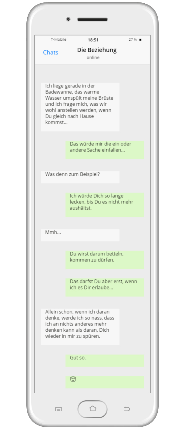 Versaute Whatsapp Chats