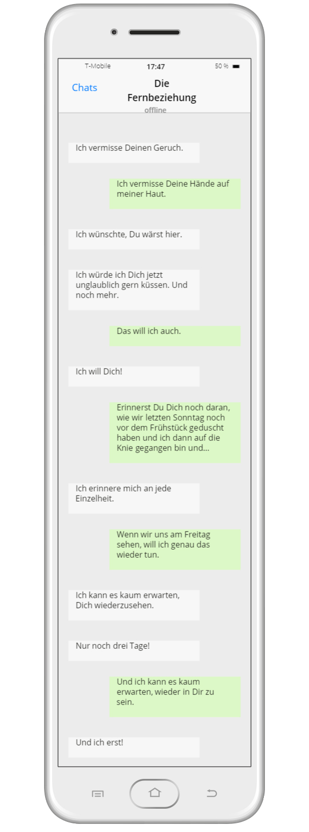 dirty talking texte deutsch