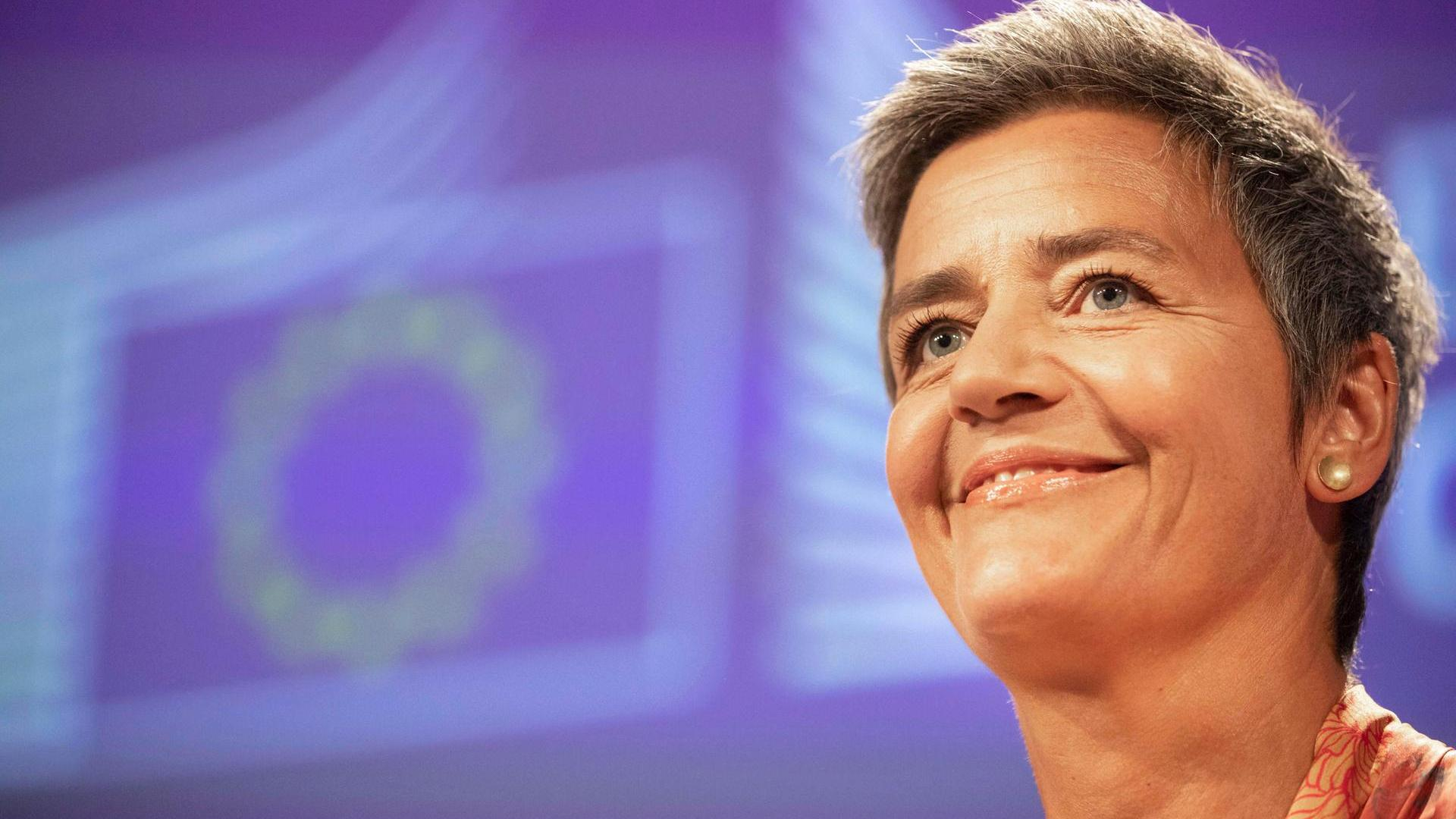 google rekordstrafe margrethe vestager nimmt es mit den internet riesen auf. Black Bedroom Furniture Sets. Home Design Ideas