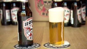 Hosen Hell: Campino & Co. bringen Bier an den Start