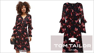 Naomi Campbell by TOM TAILOR: Die neue Kollektion!
