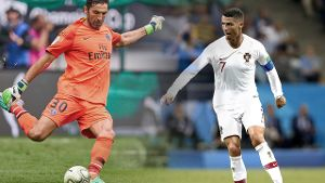 Ronaldo, Buffon und Co.: Die internationalen Top-Transfers (Quelle: Imago)