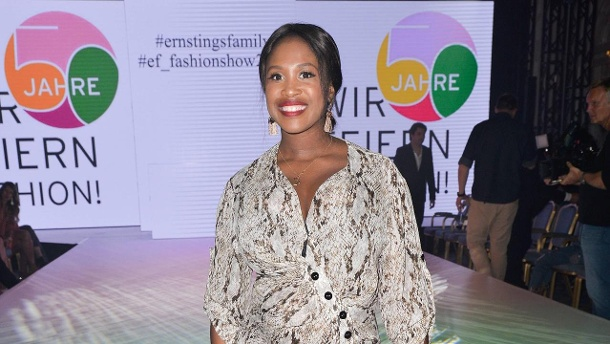 motsi mabuse let 39 s dance jurorin ist zum ersten mal mutter geworden. Black Bedroom Furniture Sets. Home Design Ideas