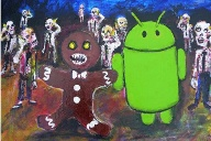 Android (Quelle: Screenshot Android Easter Egg Collection)