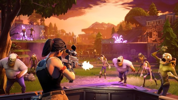 "Technik: Kein ""Fortnite"" für Android im Play Store. Der Online-Multiplayer-Shooter ""Fortnite"" ist nun auch als Android-Version verfügbar."