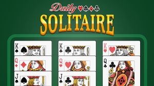 Daily Solitaire (Quelle: Softgames)