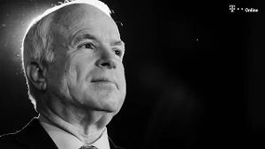 Prominenter US-Republikaner und Trump-Kritiker John McCain ist tot (Screenshot: Imago)