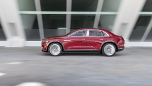 SUV im Smoking: Vision Mercedes-Maybach Ultimate Luxury im Test