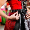 Dirndl (Quelle: Getty Images/kzenon)
