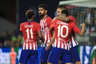 4. Atlético Madrid: 214 Millionen Euro (Winter 66/Sommer 148). (Quelle: imago images/PA Images)