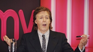 Songwriting - Paul McCartney: Verwirrende Session mit Kanye West