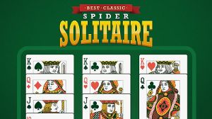 Best Classic Spider Solitaire (Quelle: Softgames)