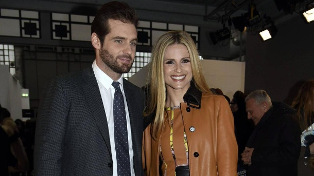 Tomaso Trussardi und Michelle Hunziker: Die beiden heirateten 2014. (Quelle: imago/Independent Photo Agency)