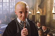 Tom Felton verkörperter den Slytherin-Fiesling Draco Malfoy. (Quelle: imago/United Archives International )