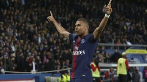 Tuchel adelt Mbappe nach vier-Tore-Show (Quelle: imago/PanoramiC)