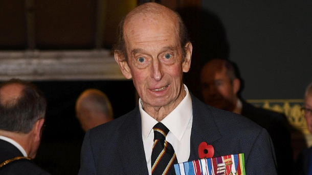 Prinz Edward, Duke of Kent: Der 83-Jährige ist ein Cousin der Queen. (Quelle: Stefan Rousseau - WPA Pool / Getty Images)