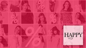 MidSeason Sale bei happy-size.de